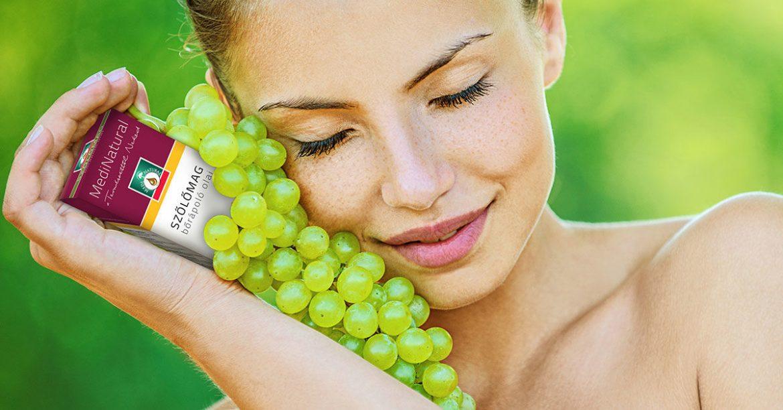 Sok mindenre jó a szőlőmag olaj