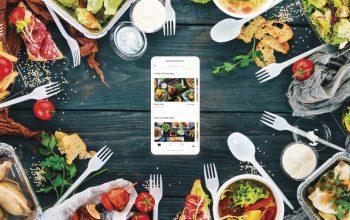 Ha az étterem használ online éttermi rendszert…